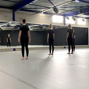 Repetitiestudio Van De Molkfabryk In Burgum