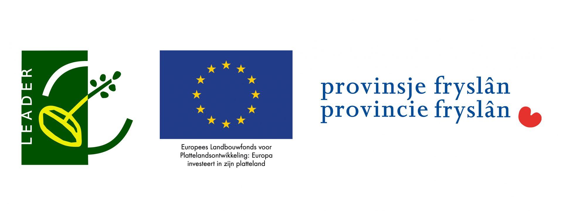 Leader Subsidie Logo's
